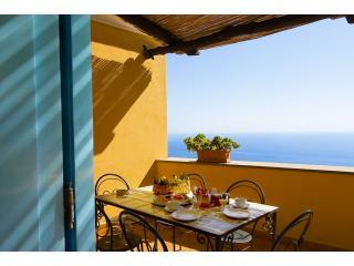 Sea View from one of Our Apartments - Amalfi Coast Sea View Deluxe Apt CasaleVillarena - Sorrento - rentals
