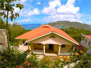 Tamanda House - Bequia - Belmont vacation rentals