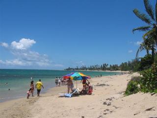 Pristine beach - Villas del Mar Beach Resort vacation condo rental - Loiza - rentals