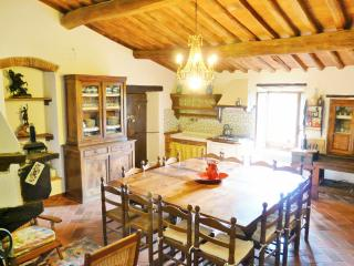 Villa Patrignone - a beautiful large Tuscany Villa - San Donato in Poggio vacation rentals