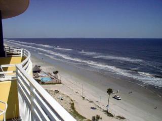 Ocean Walk Resort - balcony - Ocean Walk Resort 2 Bedroom July 25 - Aug 1  $1250 - Daytona Beach - rentals