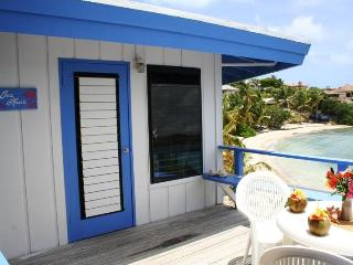 Coffee & Tea Absolute Beachfront Cottages - Virgin Gorda vacation rentals