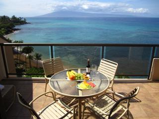 Gorgeous Oceanfrnt Penthouse, Huge!, Wifi, Spatub! - Maui vacation rentals