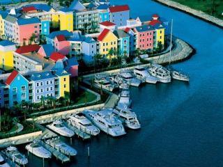 $1,750.....LOWEST PRICE FOR A HARBORSIDE RENTAL!!! - Nassau vacation rentals