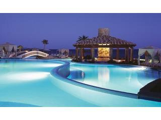 Nighttime Shot of Pool - Pueblo Bonito Sunset Beach * Cabo Resort Penthouse - Cabo San Lucas - rentals
