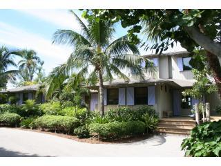 Bali Hi - Front View from the Driveway - Bali Hi - Best Family Beachhome w/Pool on Captiva! - Captiva Island - rentals
