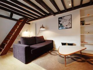 Marais 2 Bedroom (2707) - Paris vacation rentals