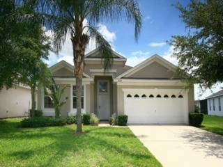 Main Front - Charming Disney Vacation Home with Gameroom, WiFi and Air Conditioning - Kissimmee - rentals
