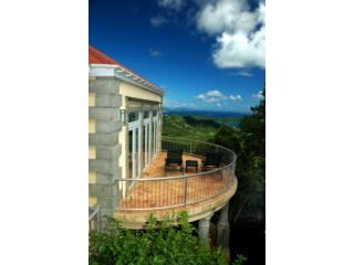 Drake's View: Voted Best View in the Caribbean - Ajax Peak vacation rentals