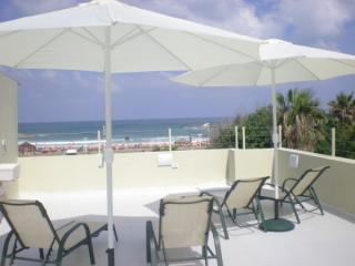 Roof Terrasse - Villa on the sea front - Tel Aviv - rentals