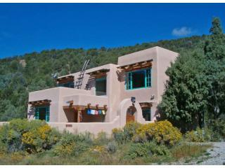 Retreat at Rancho Canyon- Best of Taos, NM - Taos vacation rentals