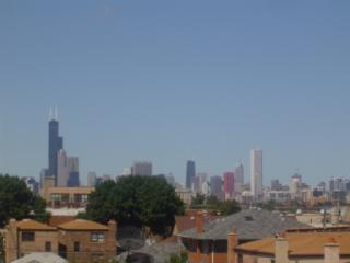 Chicago Skyline view from our deck - Great Value and Luxury. City & McCormick Place. - Chicago - rentals