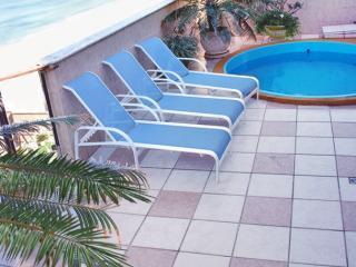 Terrace with pool - Ipanema Three Bedroom Duplex Penthouse - Rio de Janeiro - rentals