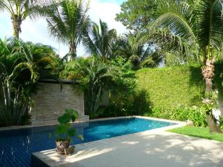 Chic totally private villa with large pool - Bang Tao Beach vacation rentals