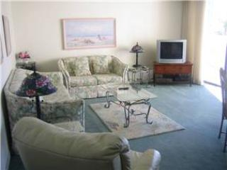2BR gulf side unit with patio #205GS - Sarasota vacation rentals