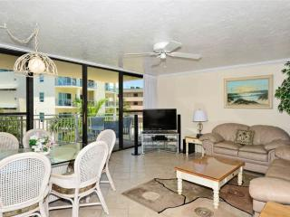 Newly renovated 4th floor Gulf Side 2BR #406GS - Sarasota vacation rentals
