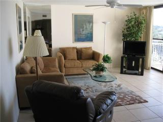 Relaxing Gulf View 2BR with balcony #411GV - Sarasota vacation rentals