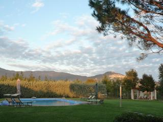 Casa bel Posto, 3 bd 2 bath farmhouse w/large pool - Cortona vacation rentals