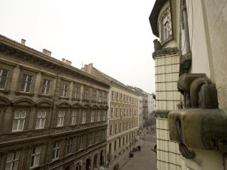 Lovely flat with balcony in the historic center - Budapest vacation rentals