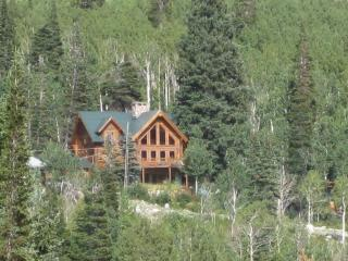 Luxurious Log Cabin close to ski areas - Brighton vacation rentals