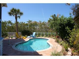 Take a dip in the private pool - Plumfish, located on the Hammock Bayou. Beautiful! - Anna Maria Island - rentals