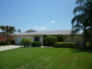Villa Patricia - 3/2 Electric Heated Pool and Spa Home, Gulf Access Canal, High Speed Internet - Cape Coral vacation rentals