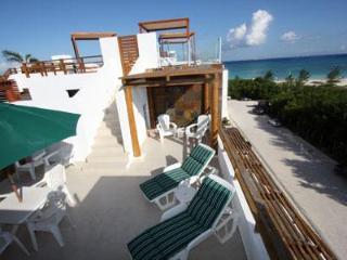 Panoramic Oceanview Beachside Penthouse - Paraiso - Playa del Carmen vacation rentals