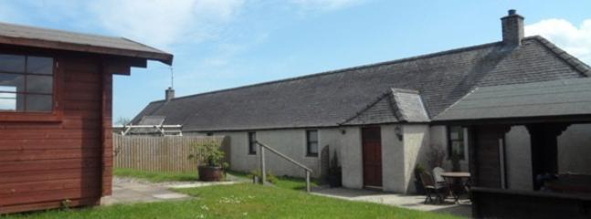 West Cottage - HOT TUB HOLIDAYS - Cupar - rentals