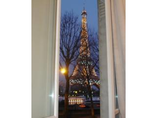 Paris 010 bis - Perfect Eiffel Tower View, your 1br apart -Ken - Paris - rentals