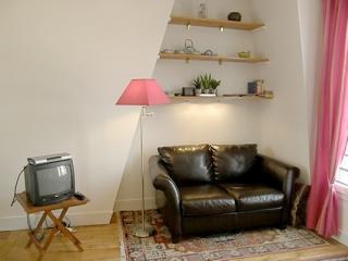 Perfect Parisian Apartment on Rue de la Comete - 1st Arrondissement Louvre vacation rentals