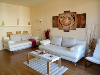 living room - Trendy Deluxe - Newly built beautiful apartment - Budapest - rentals