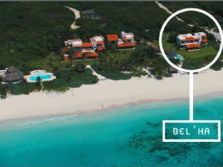 Villa Bel Ha - Image 1 - Puerto Aventuras - rentals