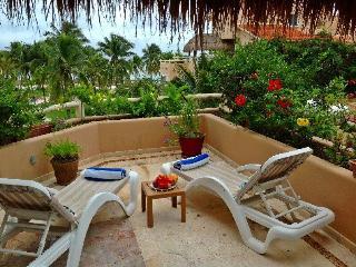 Casa Amanecer sweeping beach and ocean views - Puerto Aventuras vacation rentals