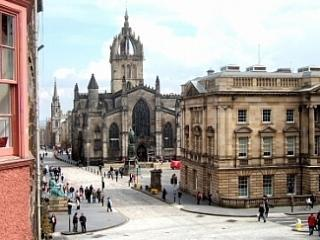 Royal Mile. Lawnmarket. City centre with parking - Edinburgh vacation rentals
