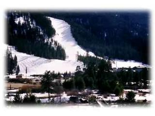 View of slopes from Condo - Champagne Powder, Walk to Lifts, Amazing Views! - Keystone - rentals