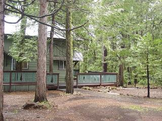 3 BR / 2 BA / Family Room; Sleeps 6-8.  Secluded! - Twain Harte vacation rentals
