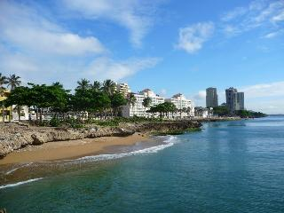 Gorgeous studio apartment with sea view - Santo Domingo vacation rentals