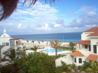 Ocean view - Luxury Penthouse Perfection:  Puerto Morelos, Mx - Puerto Morelos - rentals