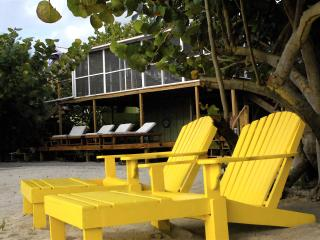 Seagrape Escape:Bright,breezy BEACHhouse w/ Wifi! - Placencia vacation rentals