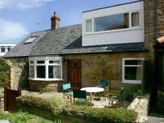 BEACH COTTAGE, pet friendly, character holiday cottage, with a garden in Beadnell, Ref 1320 - Beadnell vacation rentals