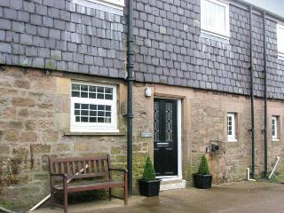 SHEPHERDS NOOK, family friendly, character holiday cottage, with a garden in North Charlton, Ref 1362 - Northumberland vacation rentals