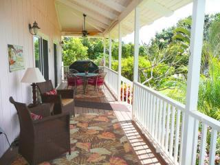 36 ft. oceanview lanai - CASUALLY ELEGANT OCEANVIEW WITH MILES OF BEACH - Kekaha - rentals