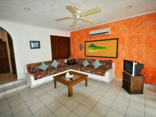Vista del Mar/Del Sol Beachfront 3 Bedroom  Condo - Akumal vacation rentals