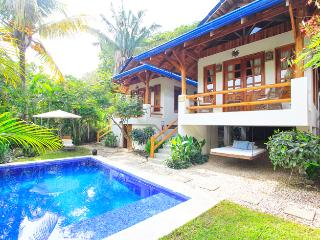 Blue Surf Sanctuary~ Steps from Beach~A/C~Pool - Puntarenas vacation rentals