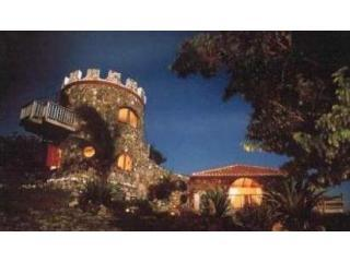 Castle under the Milky Way - Secluded private villa, ocean views on St John - Coral Bay - rentals