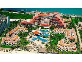 Overview of Hotel - 5 Star Resort Omni Cancun Hotel and Villas - Cancun - rentals