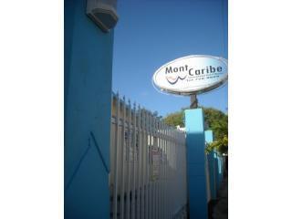 Entrance Gate ! - MontCaribe Guest House - San Juan - rentals