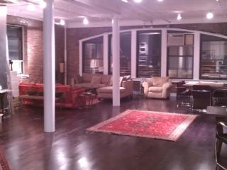 Huge 3000 Sq Ft 4 Bedroom, 2 Bath Chelsea Loft - New York City vacation rentals