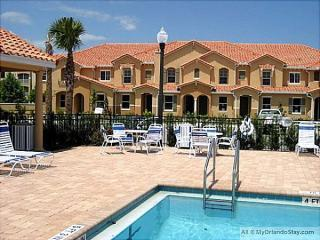 OutsidePoolView - Inexpensive Disney Luxury Home, Pet-Friendly, 1 mile from Parks - Kissimmee - rentals