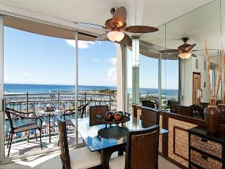 ilikai Marina #1382-Absolutely Oceanfront-Wow-$175 - Diamond Head vacation rentals